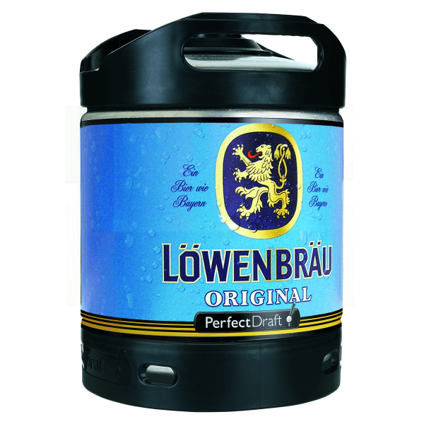 Löwenbräu Original Perfect Draft 6l MW