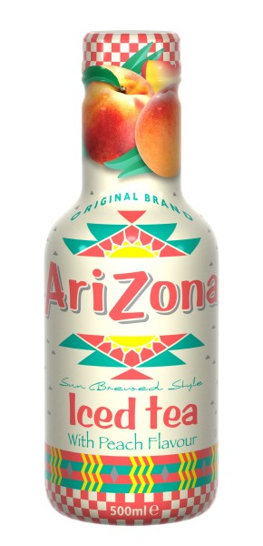 Arizona Peach 6x0,5l